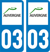 sticker 03 - Allier